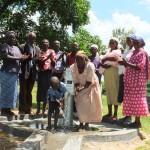 The Water Project : 30-kenya4542-handing-over