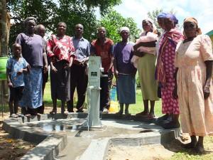 The Water Project : 34-kenya4542-handing-over