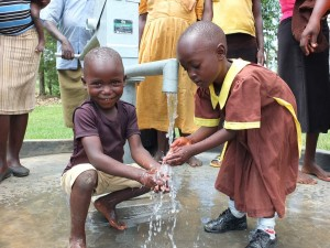 The Water Project : 37-kenya4541-handing-over