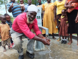 The Water Project : 39-kenya4541-handing-over