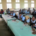 The Water Project: Lusengeli Secondary School -