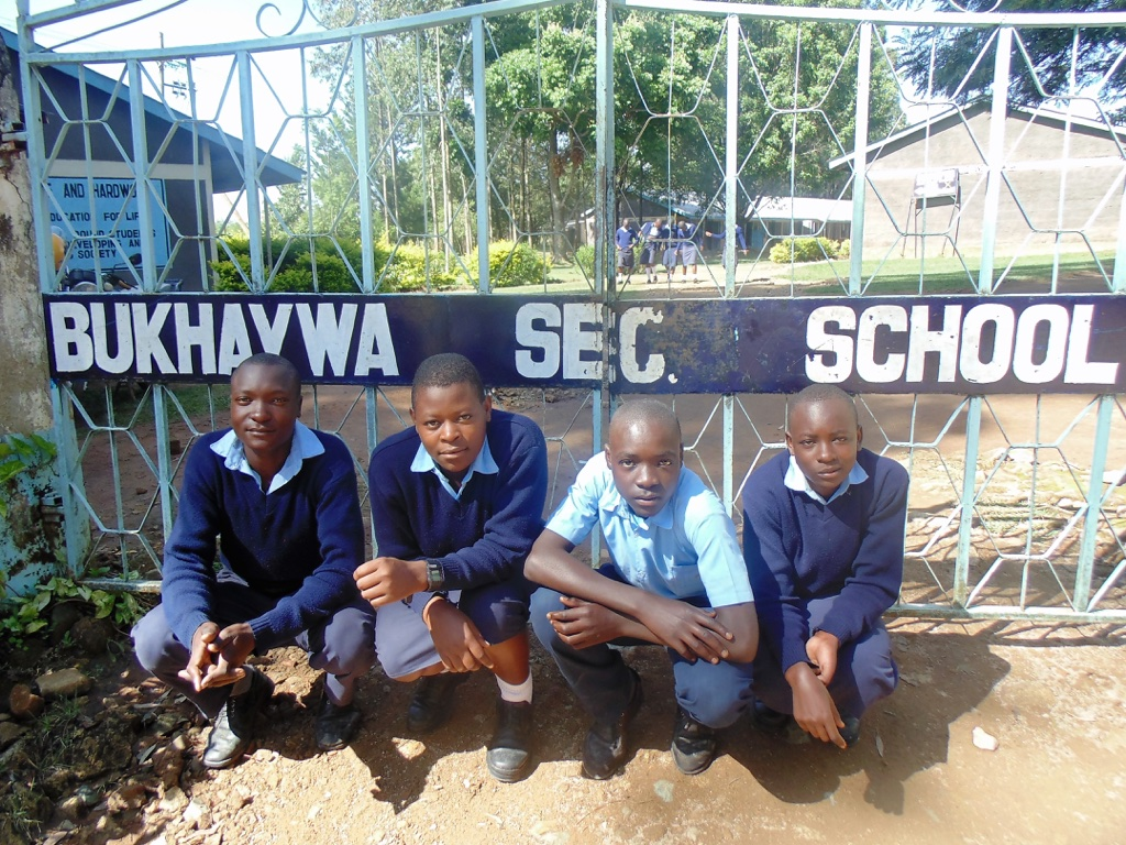 The Water Project : 4-kenya4624-students