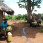 The Water Project : 4-uganda6067-laundry