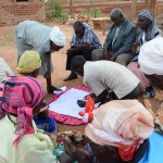 The Water Project: Karuli Community A -