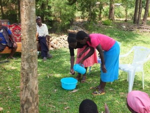 The Water Project : 6-kenya4541-training