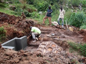 The Water Project : 6-kenya4583-construction