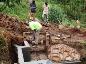 The Water Project : 7-kenya4583-construction