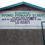 The Water Project: Ivono Primary School -