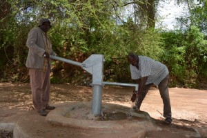 The Water Project : 10-kenya4498-finished-well