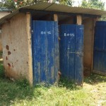 The Water Project : 10-kenya4627-latrines