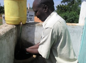 The Water Project : 10-kenya4628-washing-hands
