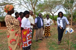 The Water Project : 11-kenya4470-training