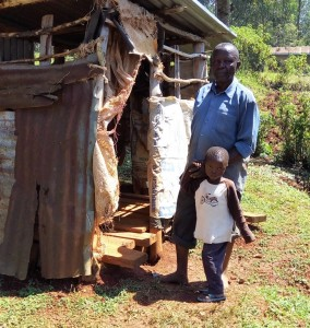 The Water Project : 11-kenya4590-latrine