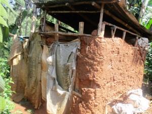 The Water Project : 11-kenya4592-latrine