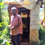The Water Project : 12-kenya4590-latrine-2