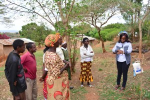The Water Project : 13-kenya4470-training