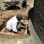 The Water Project : 13-kenya4617-construction