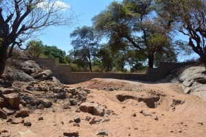 The Water Project : 15-kenya4473-finished-sand-dam