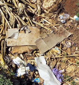 The Water Project : 18-kenya4590-garbage-pit