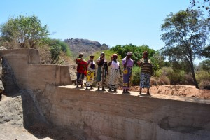 The Water Project : 19-kenya4473-finished-sand-dam