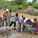 The Water Project : 2-kenya4492-construction