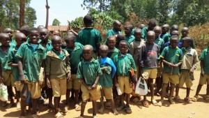 The Water Project : 2-kenya4627-students