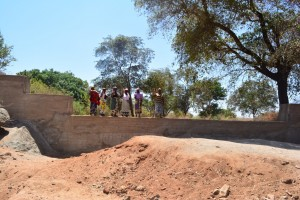 The Water Project : 20-kenya4473-finished-sand-dam