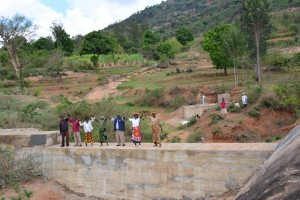 The Water Project : 22-kenya4470-finished-sand-dam