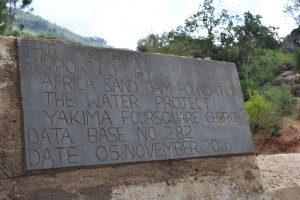 The Water Project : 25-kenya4470-finished-sand-dam