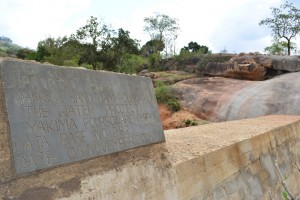 The Water Project : 26-kenya4470-finished-sand-dam