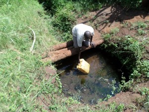 The Water Project : 3-uganda6070-open-water-source