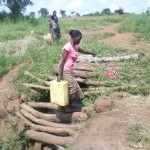 The Water Project : 3-uganda6075-unprotected-spring
