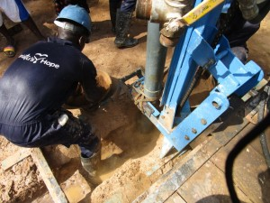 The Water Project : 30-sierraleone5093-drilling