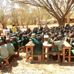 The Water Project: Ndwaani Primary School -  Training