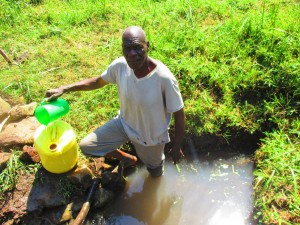 The Water Project : 5-kenya4589-fetching-water