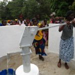 The Water Project: Katelleh Village -