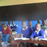 The Water Project: Ibubi Primary School -