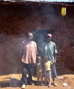 The Water Project : 7-kenya4590-family