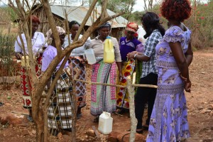 The Water Project : 8-kenya4473-training