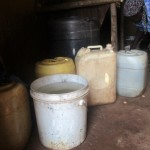 The Water Project : 8-kenya4591-water-containers