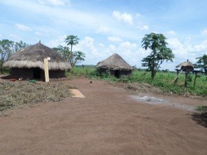 The Water Project : 8-uganda6075-village