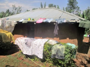 The Water Project : 9-kenya4592-clothes-drying