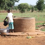 The Water Project: Gueguere II Vouregane Community -