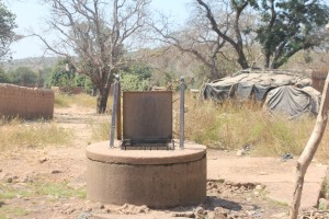 The Water Project : 1-burkinafaso9091-hand-dug-well