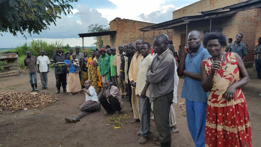 1 uganda6074 training