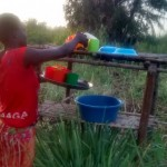 The Water Project: Rwempisi-Zakayo Community -