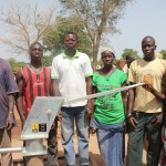 The Water Project: Gueguere Koulegane Community -