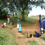 The Water Project: Shipala Primary School -  Taking Turns
