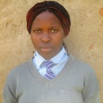 The Water Project: Bumuyange Secondary School -  Student Lucy Mutambe