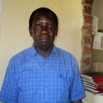 The Water Project: Bumuyange Secondary School -  Principal Enos Kagali